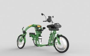 rhino electric crgo bike inventor Johan Neerman