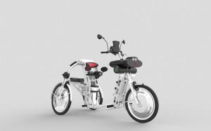 motor bike urban2 inventor Johan Neerman