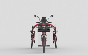 rhino delivery motor electric bike