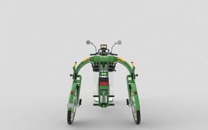 rhino rear johanson3 electric cargo bike