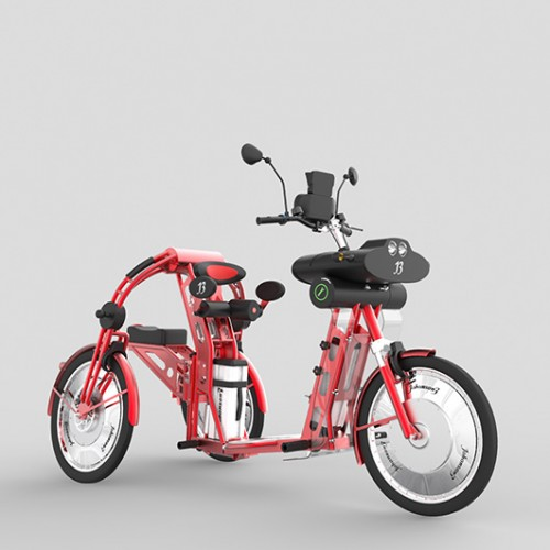 urban2 electric cargo bike by johanson3