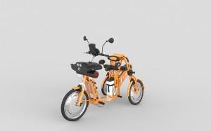 junior electric folding bike johanson3 company