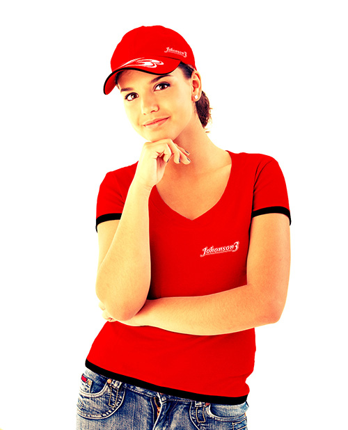 johanson3 tshirt red bike shop