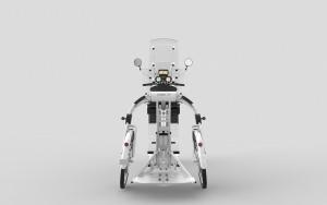 electric scooter urban2 with payload platform Johan Neerman
