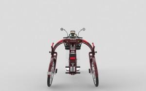 rhino delivery electric cargo bike inventor Johan Neerman